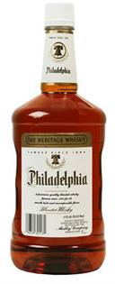 Philadelphia Blended Whiskey 80@ 750ml - Case of 12